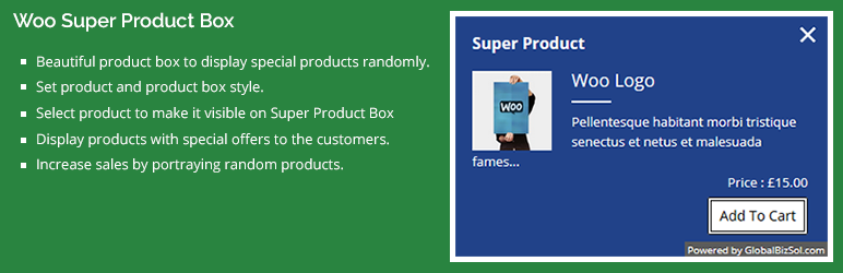 Woo Super Product Box
